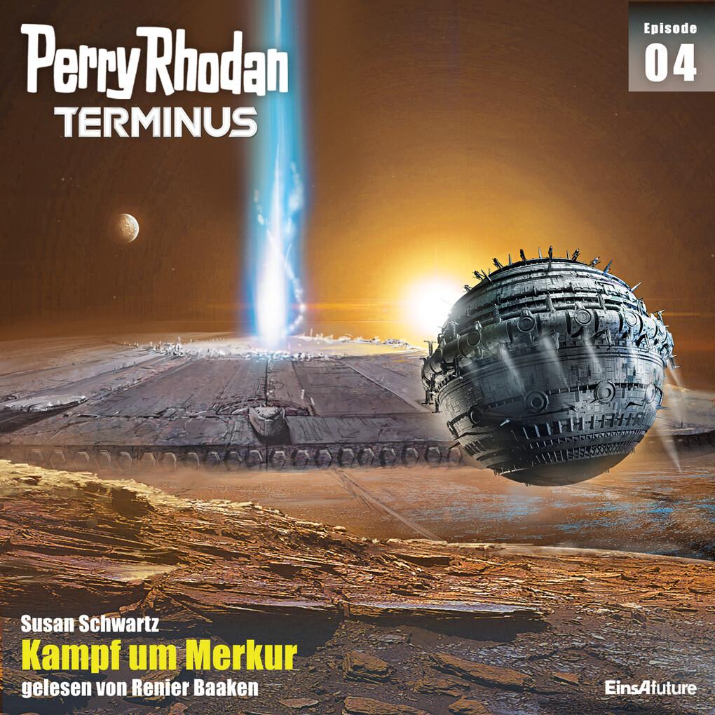 Terminus 4: Kampf um Merkur als Hörbuch Download