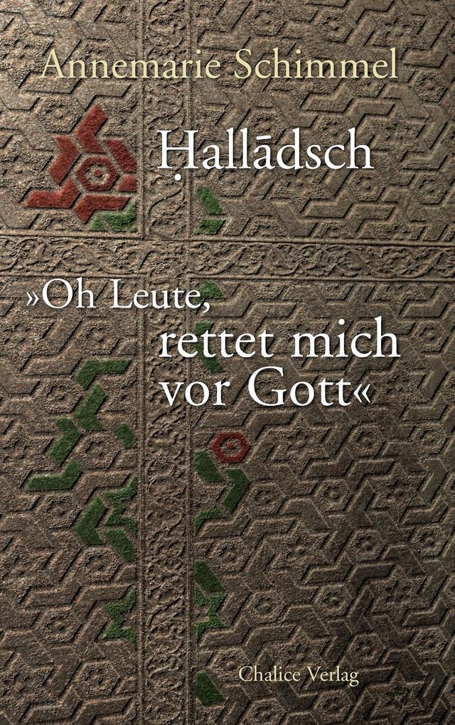 Halladsch als Buch