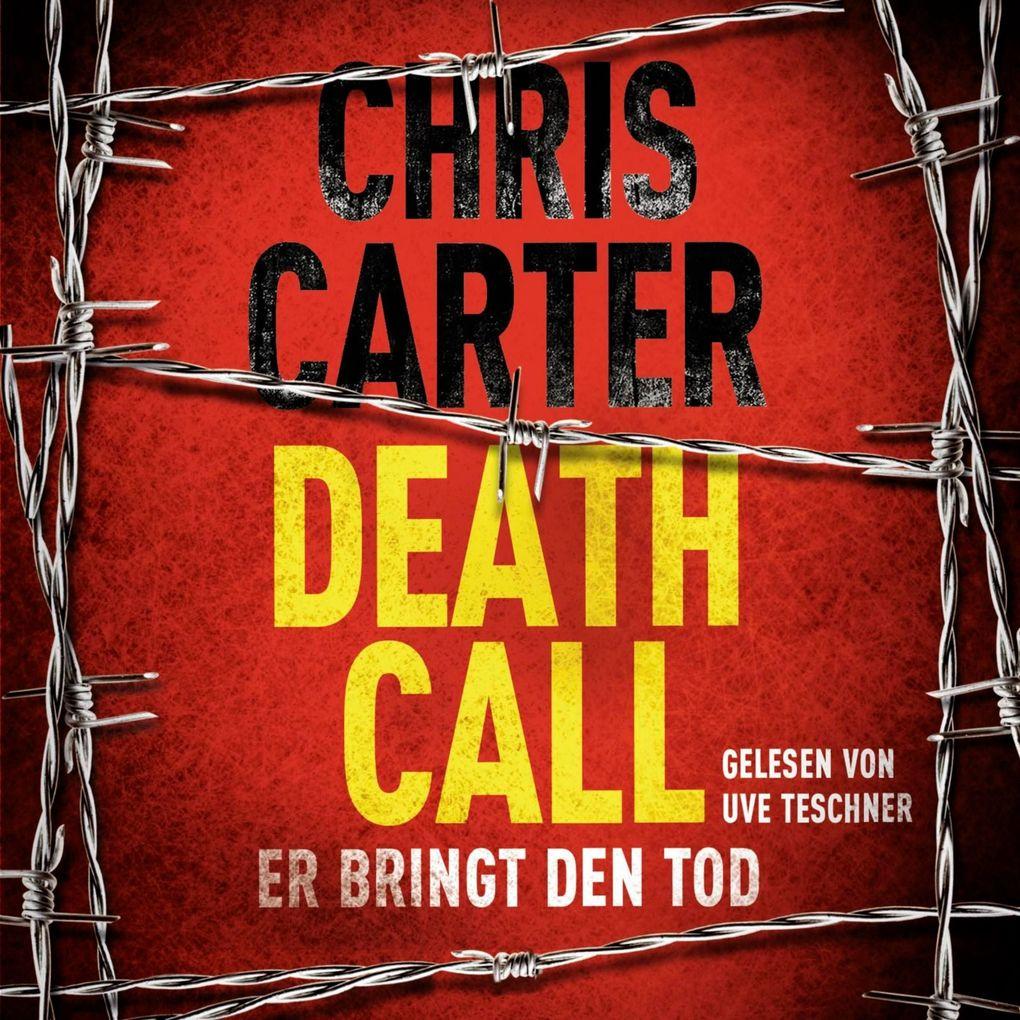 Death Call - Er bringt den Tod als Hörbuch Download
