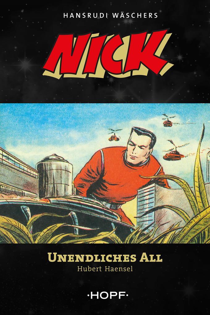 Nick 7: Unendliches All als eBook