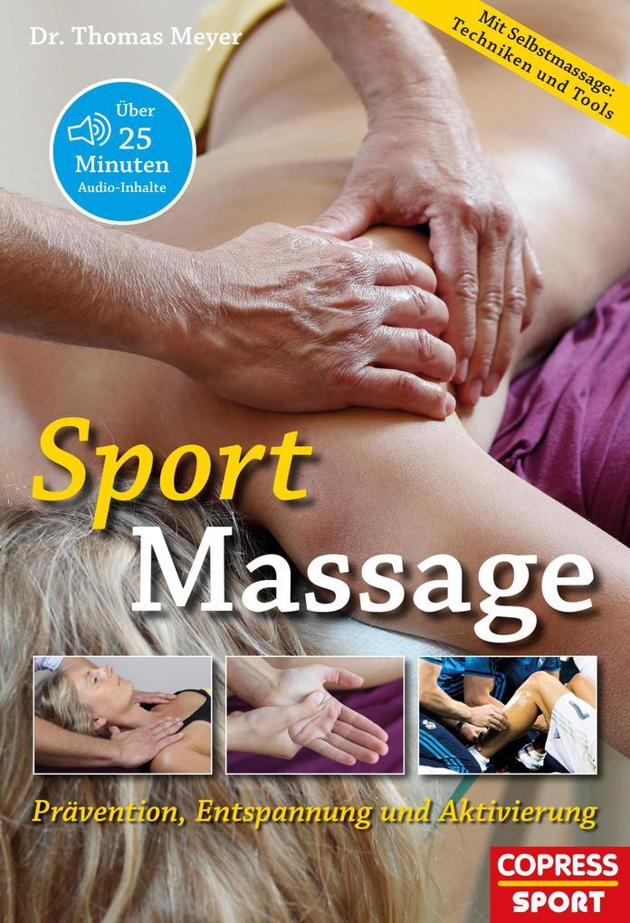 Sportmassage als eBook