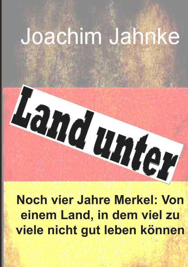 Land unter als Buch
