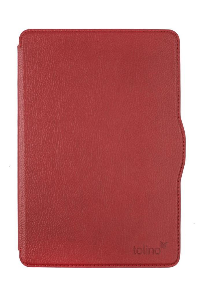 tolino epos Tasche Slim Rot als Hardware