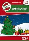 Themenheft Weihnachten. 1./2. Klasse. Kopiervorlagen. Grundschule und Förderschule