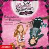 Die Vampirschwestern black & pink. Vollmondnacht mit Fledermaus