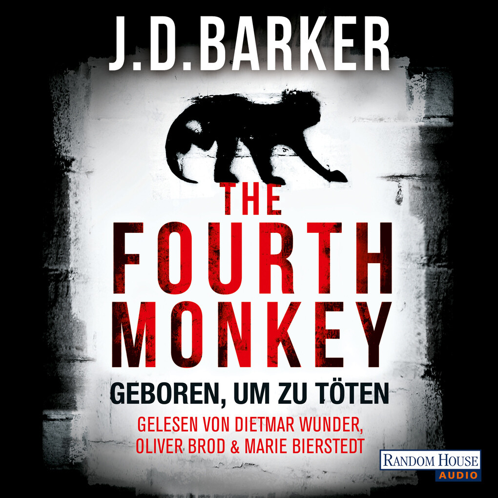 The Fourth Monkey - als Hörbuch Download