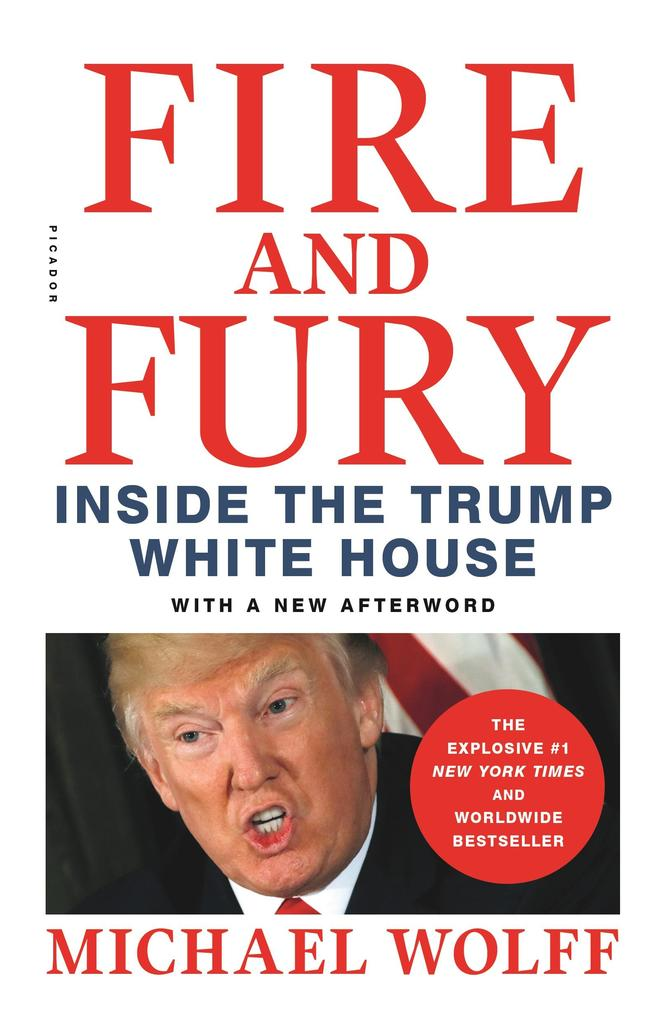 Fire and Fury als eBook