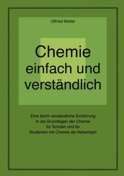 Chemie einfach und verständlich als Buch