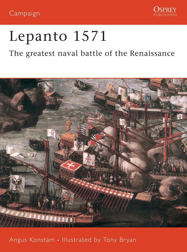 Lepanto 1571 als Taschenbuch
