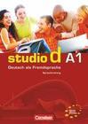 studio d. A1. Arbeitsbuch - Sprachtraining
