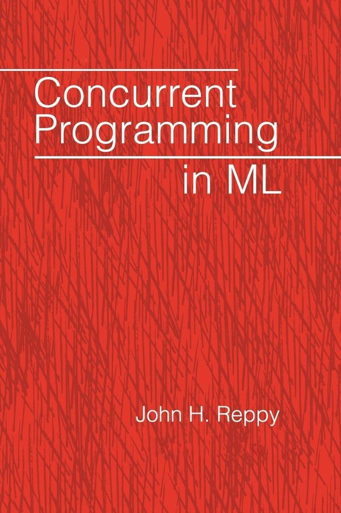 Concurrent Programming in ML als Buch