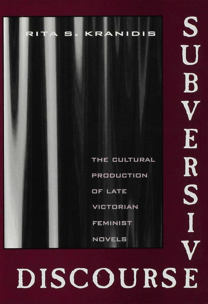 Subversive Discourse als Buch