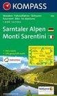 Sarntaler Alpen. Monti Sarentini 1 : 25 000