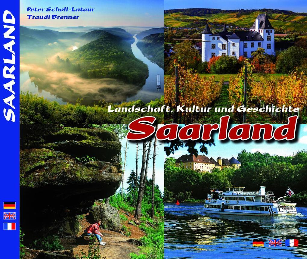 Saarland als Buch