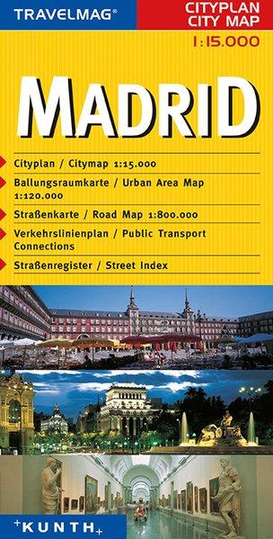 Madrid 1 : 15 000 als Buch