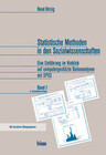 Statistische Methoden in den Sozialwissenschaften. Eine Einführung im Hinblick auf computergestützte Datenanalyse mit SPSS für Windows / Statistische Methoden in den Sozialwissenschaften