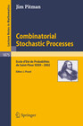 Combinatorial Stochastic Processes