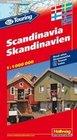 Touring Atlas Skandinavien 1 : 1 000 000