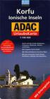 ADAC UrlaubsKarte Korfu / Ionische Inseln 1 : 100 000