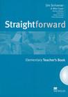 Straightforward. Elementary. Teacher's Book with 2 Audio-CDs
