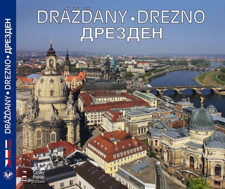 DRESDEN - Barockstadt Dresden und das Elbtal als Buch