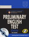 Cambridge Exams Extra: PET. Self-study Pack / Mit CD-ROM