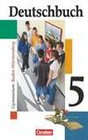 Deutschbuch Gymnasium 05.9. Schuljahr. Schülerbuch. Baden-Württemberg