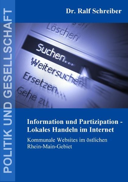 Information und Partizipation - Lokales Handeln im Internet als Buch