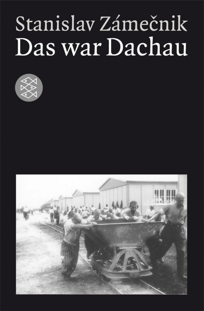Das war Dachau als Taschenbuch