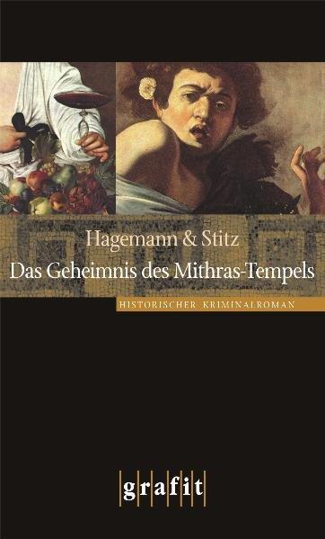 Das Geheimnis des Mithras-Tempels als Buch
