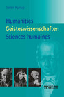 Humanities - Geisteswissenschaften - Sciences humaines