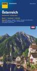 ADAC UrlaubsKarte Österreich 03: Oberösterreich, Salzburg-Nord 1 : 150 000