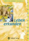 Leben erkunden 5 / 6. Arbeitsheft. Werte und Normen. Niedersachsen