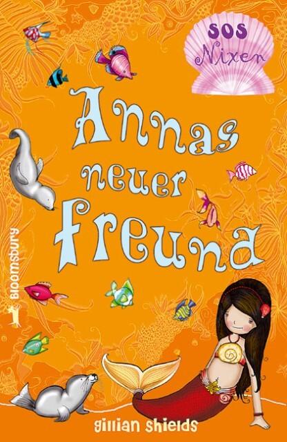 SOS Nixen. Annas neuer Freund als Buch
