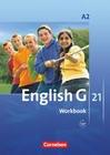 English G 21 A 2: 6. Schuljahr. Workbook