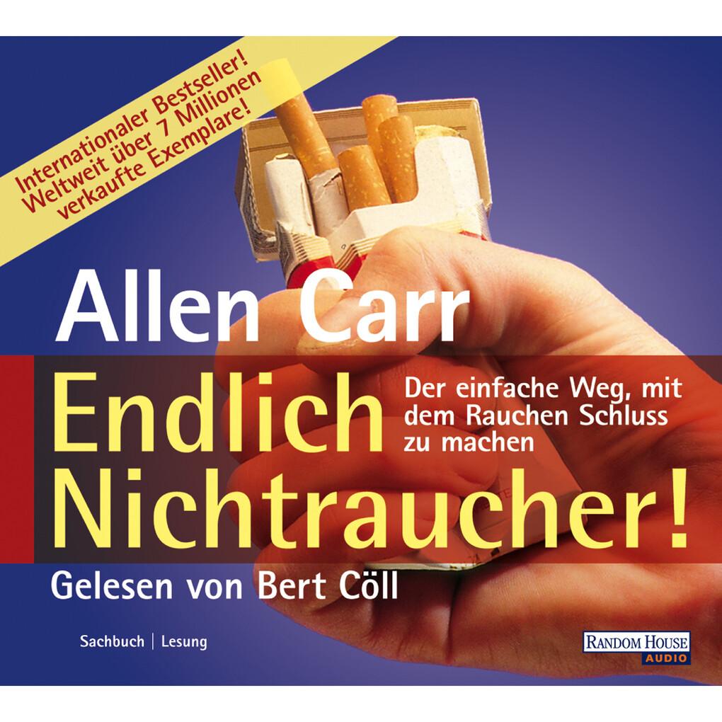 Endlich Nichtraucher als Hörbuch Download