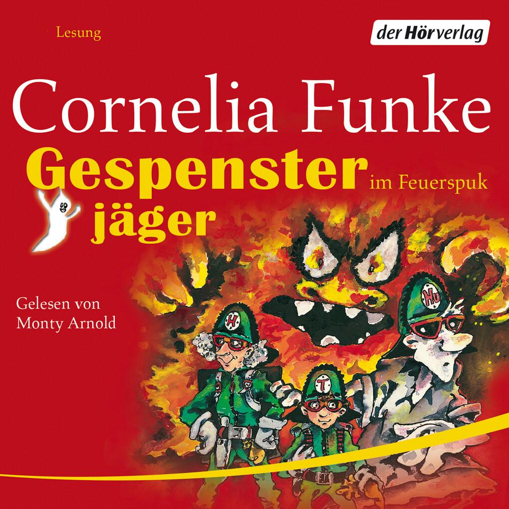 Gespensterjäger im Feuerspuk 02 als Hörbuch Download