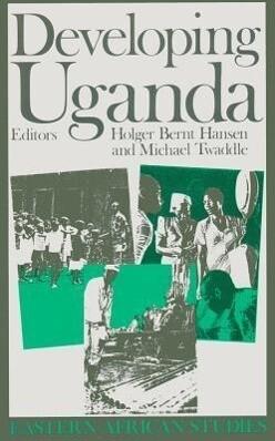 Developing Uganda als Taschenbuch