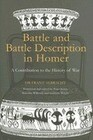 Battle and Battle Description Homer: A Contribution to the History of War
