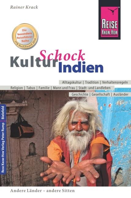 Reise Know-How KulturSchock Indien als Buch