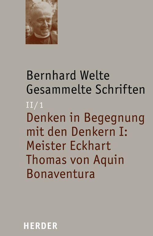 Gesammelte Schriften Band II/1 als Buch