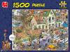 Der Sturm. Puzzle 1500 Teile