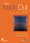 New Inside Out Pre-Intermediate. Workbook