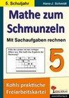 Mathe zum Schmunzeln - Sachaufgaben / 5. Schuljahr