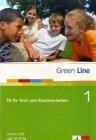 Green Line 1. Fit für Tests und Klassenarbeiten. Arbeitsheft und CD-ROM mit Lösungsheft
