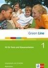 Green Line 1. Fit für Tests und Klassenarbeiten. Arbeitsheft und CD-ROM mit Lösungsheft. Niedersachsen