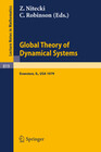 Global Theory of Dynamical Systems