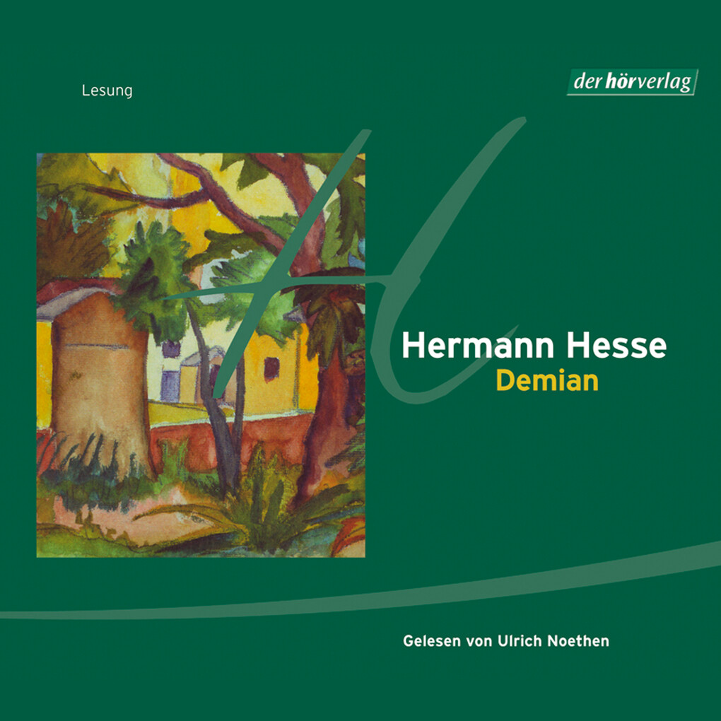 Demian als Hörbuch Download