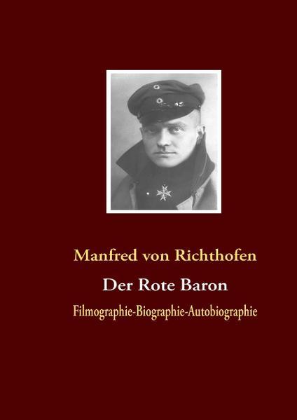 Der Rote Baron als Buch