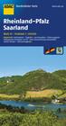 ADAC BundesländerKarte Deutschland 10. Rheinland-Pfalz und Saarland 1 : 250 000